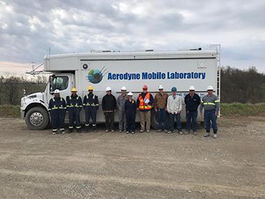 Aerodyne Mobile Laboratory